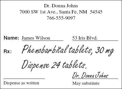 Prescription medication order online